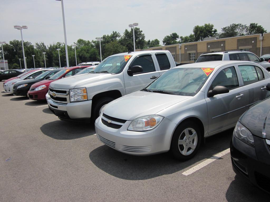 Buying Used Car Dealership Cash